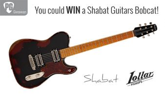 Premier Guitar Sweepstakes
