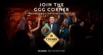 Chivas Fight Club Sweepstakes Sweepstakes