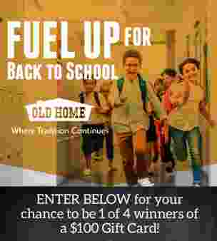 Old Home Foods Sweepstakes