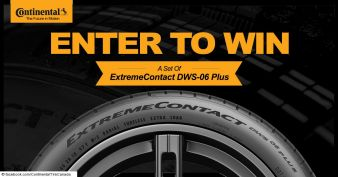 Continental Tire Canada Sweepstakes