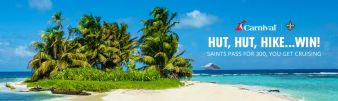 Carnival Sweepstakes