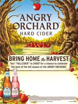 Angry Orchard Sweepstakes