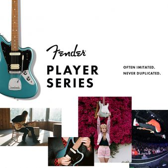 Fender Guitars Sweepstakes