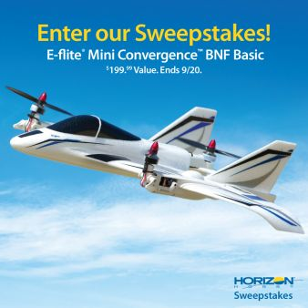 Horizon Hobby Sweepstakes