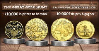 Royal Canadian Mint Sweepstakes