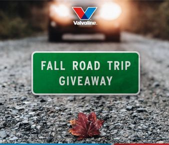 Team Valvoline Sweepstakes