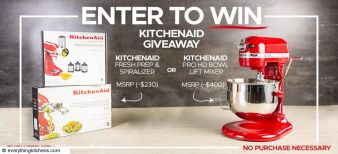 Everything Kitchens Sweepstakes