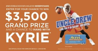 Aleve Sweepstakes