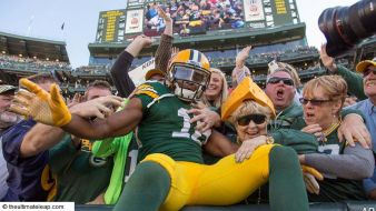 Take The Ultimate Leap at Lambeau Field on Game Day! Sweepstakes