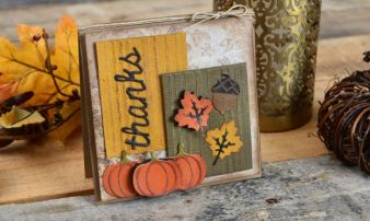 Sizzix · Share-A-Scare Tim Holtz Giveaway Sweepstakes