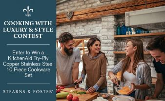 Stearns & Foster Canada Sweepstakes