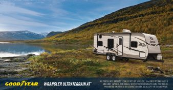 The Goodyear Ultimate Outdoor Sweepstakes Sweepstakes