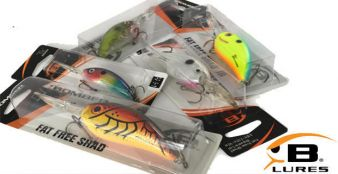 Wired2Fish · Bomber Fat Free Shad Assortment Giveaway Sweepstakes