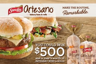 Sara Lee Bread Sweepstakes