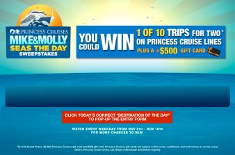 Mike And Molly · Life Of The Party Sweeps Sweepstakes