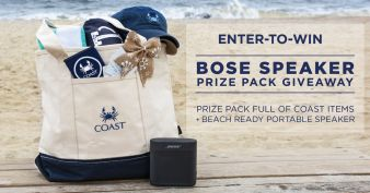 Coast Apparel Sweepstakes