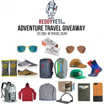 Reddy Yeti Sweepstakes