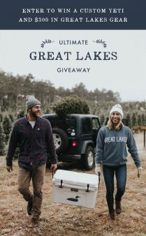 Great Lakes · Ultimate Great Lakes Giveaway Sweepstakes