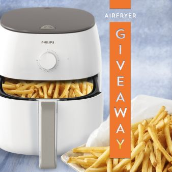Alexia foods · Philips Airfryer Giveaway Sweepstakes