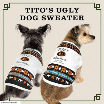Tito's Handmade Vodka Sweepstakes