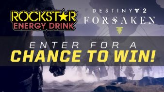 ROCKSTAR & LUCKY'S Sweepstakes
