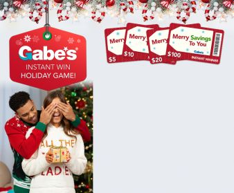 Gabe's Sweepstakes