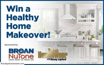 Today's Homeowner Sweepstakes