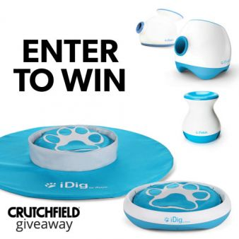 Crutchfield Sweepstakes