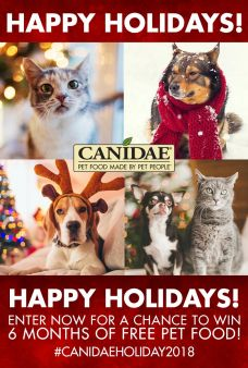 CANIDAE Pet Foods Sweepstakes