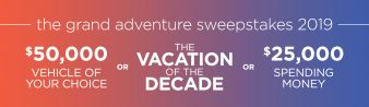 Wyndham Hotels · The Grand Adventure Sweeps Sweepstakes