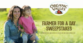 Organic Valley Milk Sweepstakes