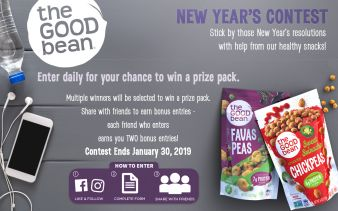 The Good Bean Sweepstakes