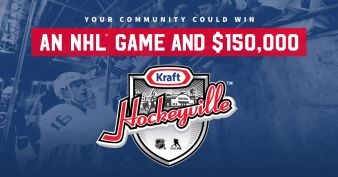 Kraft Hockeyville USA 2020 Sweepstakes