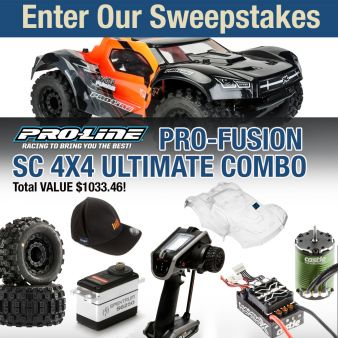 Tower Hobbies Sweepstakes