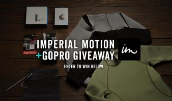 GoPro + Imperial Motion Giveaway Sweepstakes