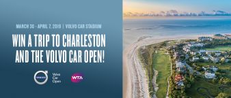 Volvo Car Open Sweepstakes