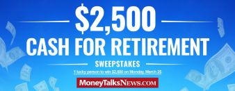 Money Talks News Sweepstakes