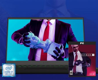 Intel · WB Hitman 2 Launch Sweeps Sweepstakes