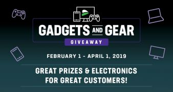 RCN · Gadgets And Gear Giveaway Sweepstakes