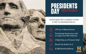 History Channel Sweepstakes