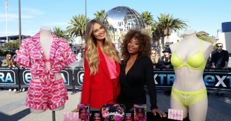 ExtraTV · Victoria's Secret Giveaway Sweepstakes