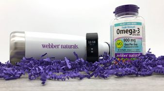 Webber Naturals · Heart Health Contest Sweepstakes