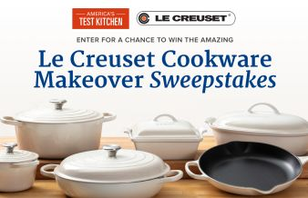 America's Test Kitchen Sweepstakes