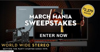 World Wide Stereo Sweepstakes