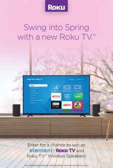 Roku Sweepstakes