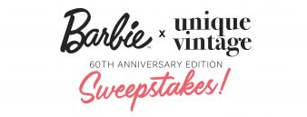 Unique Vintage Sweepstakes