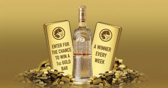 Russian Standard Gold Vodka Sweepstakes