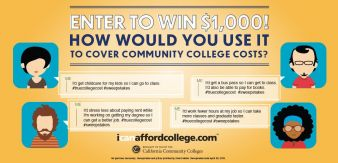 I Can Afford College Sweepstakes