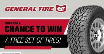 General Tire Sweepstakes