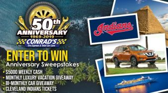 Conrad's Sweepstakes